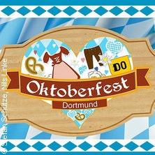 Karten für Das Dortmunder Oktoberfest 2018 in Dortmund