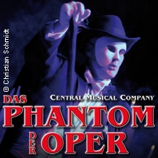 Das Phantom der Oper - Central Musical Company - 2019 in BAD NAUHEIM * Jugendstil-Theater,