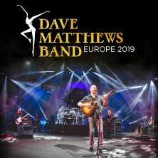 Dave Matthews Band in Berlin, 23.03.2019 - Tickets -