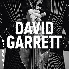David Garrett in Mannheim, 27.05.2019 - Tickets -