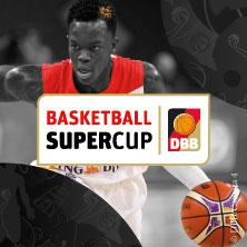 Basketball Supercup 2018 in Hamburg in HAMBURG * edel-optics.de Arena,