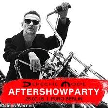 Puro Sky Lounge Berlin - Depeche Mode After Show Party Berlin Tickets