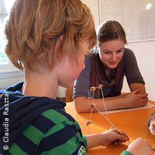 Der Familienkunsttag im Schloss Agathenburg