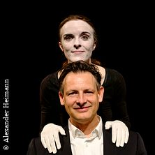 Der gespielte Krimi - Lesung trifft Pantomime in NIENHAGEN * Hagensaal Nienhagen,