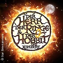 Der Herr der Ringe & Der Hobbit - Das Konzert | mit Ben Becker als Sprecher in OLDENBURG * Weser-Ems-Hallen,