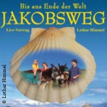 Der Jakobsweg - Livefilm von und mit Lothar Himmel