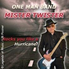 Der Rockige Frühschoppen -One Man Band Mr.Twister