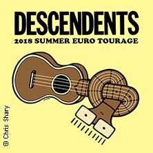 Descendents: Summer Euro Tourage 2018 in HAMBURG * Markthalle Hamburg