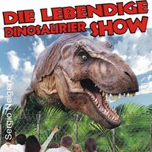 Die lebendige Dinosaurier Show in MOERS * Kulturzentrum Rheinkamp,