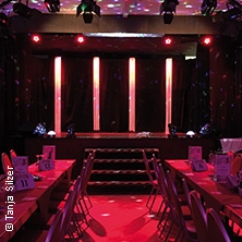 Die Mirage Show in STUTTGART * Restaurant Theater Friedenau