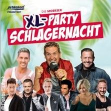 Die Moerser XL-Party Schlagernacht in MOERS * ENNI Eventhalle,