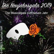 Die Neujahrsgala 2019 in Schwangau-Füssen in SCHWANGAU-FÜSSEN * Schlossbrauhaus,