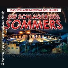Die Schlager des Sommers 2018 in CHEMNITZ * Wasserschloss Klaffenbach,