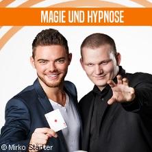 Die Unfassbaren - Magie und Hypnose hautnah in UHINGEN * Uditorium,
