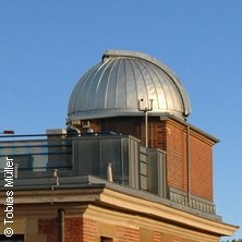 Die Vermessung der Milchstraße in HEILBRONN * Robert-Mayer-Sternwarte,