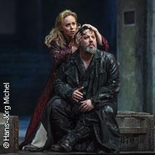 Die Walküre - Deutsche Oper am Rhein in DUISBURG * Theater Duisburg,