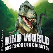Ausstellungen: Dino World – Das Reich Der Giganten Karten