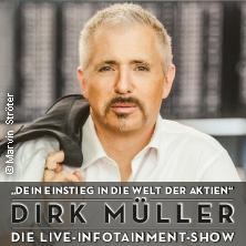Dirk Müller: Lasst den Bullen los! - Vom Sparer zum Aktionär! in GERSTHOFEN (BEI AUGSBURG) * Stadthalle Gersthofen,