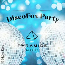 Disco-Fox Party in Mainz in MAINZ * Pyramide Mainz,
