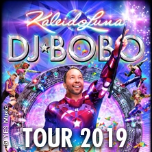 DJ BoBo: KaleidoLuna - Tour 2019 in LEIPZIG * ARENA LEIPZIG,