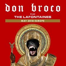 Don Broco in KÖLN * LUXOR