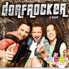 Dorfrocker & Band in FORBACH * MURGGARTEN,