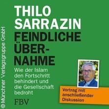 Dr. Thilo Sarrazin in FREIBURG * Bürgerhaus Zähringen,