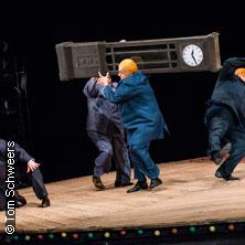 Die Dreigroschenoper - Theater und Orchester Neubrandenburg / Neustrelitz in NEUSTRELITZ * Landestheater Neustrelitz,