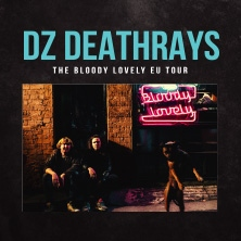 DZ Deathrays in HAMBURG * HEADCRASH