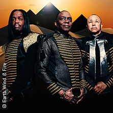 Earth, Wind & Fire in MÜNCHEN, 10.07.2018 - Tickets -