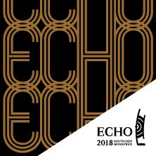 Bild für Event ECHO 2018