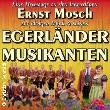 Egerländer Musikanten - Tour 2019 in SCHOPFHEIM * Stadthalle Schopfheim,