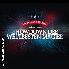 Ehrlich Brothers präsentieren den Showdown der weltbesten Magier