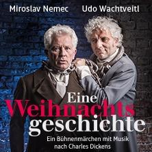 Eine Weihnachtsgeschichte - Miroslav Nemec & Udo Wachtveitl