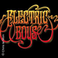 Electric Boys: Flying High 2018 Tour in HAMBURG * LOGO Hamburg