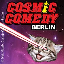 English Comedy Berlin - Open-Mic
