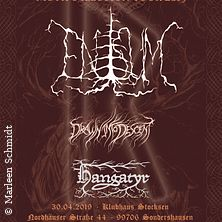 Enisum * Drawn Into Descent* Hangatyr