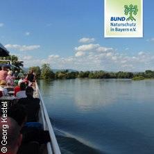 Erlebnis-Schifffahrt auf der Donau - Von Deggendorf nach Vilshofen und zurück in DEGGENDORF * Personenschifffahrts-Anlegestelle,