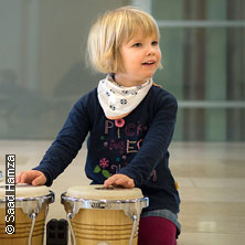 Ein Esel auf Reisen - Kleinkinderkonzert - Philharmonie entdecken in ESSEN * Philharmonie Essen - RWE Pavillon,