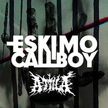 Eskimo Callboy in WIESBADEN * Kulturzentrum Schlachthof e.V.