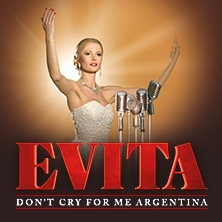 Evita in Baden-Baden, 11.01.2019 - Tickets -