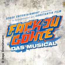 FACK JU GÖHTE - Das Musical in München in MÜNCHEN * WERK7 - Theater im Werksviertel,