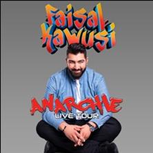 Faisal Kawusi - Anarchie in SCHLESWIG * Heimat - Raum für Unterhaltung,