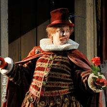 Falstaff - Deutsche Oper am Rhein in DUISBURG * Theater Duisburg,