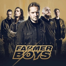 Farmer Boys: Born Again Tour 2018 in AUGSBURG * Kantine