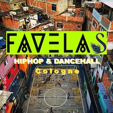 Favelas - Premium Hiphop & Dancehall in KÖLN * Pfau Club,