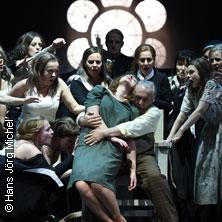 Der Feurige Engel - Deutsche Oper am Rhein in DÜSSELDORF * Opernhaus Düsseldorf,