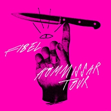 Fibel - Kommissar Tour 2019 in AUGSBURG * SoHo Stage,