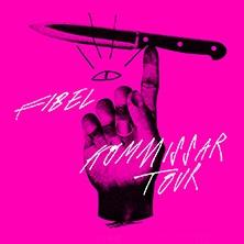 Fibel - Kommissar Tour 2018 in KÖLN * BLUE SHELL