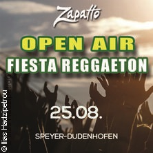 Fiesta Reggaeton Open Air